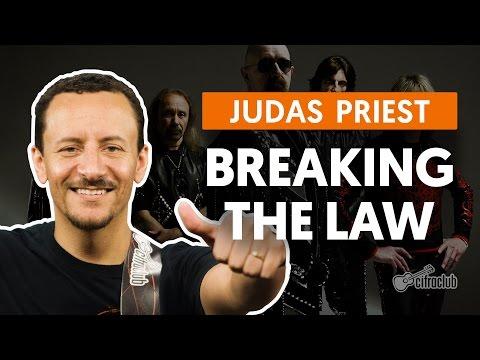 Breaking The Law - Judas Priest (aula de baixo)