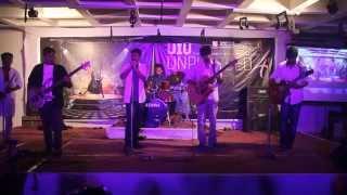 চেনা অচেনা Covered By Mrz Hassan(Uiu Unplugged-4)