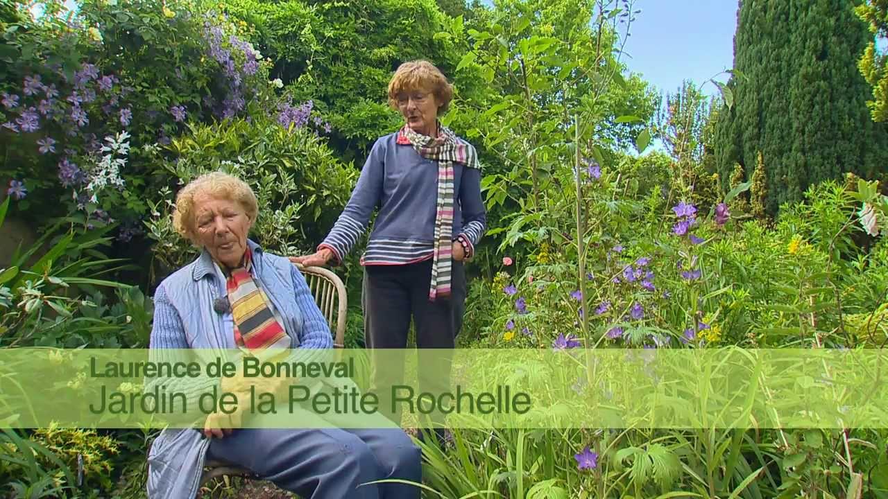 Jardin de normandie jardin de la petite rochelle youtube for Jardin jardinier normandie