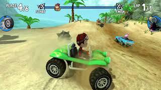 Tro choi dua xe oto | Dua xe oto 3D Cho - CULY TV