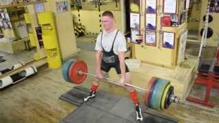 Mikhail Koklyaev presents the deadlift genius Vladimir Babin