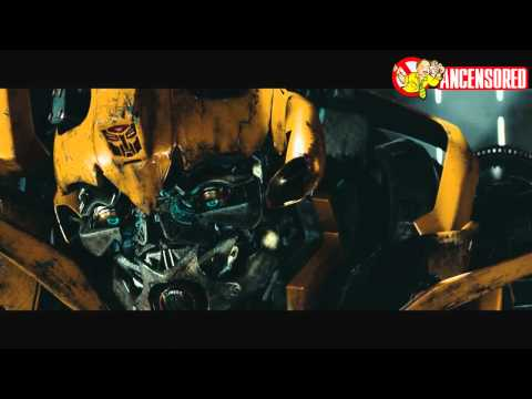 Naked Megan Fox in Transformers  Revenge of the Fallen Video Clip   ANCENSORED4