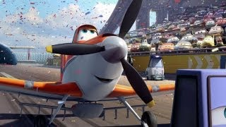 Disneys Planes Teaser Trailer
