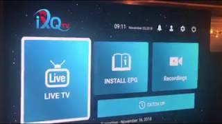 NEW IXQTV APP is AMAZING - 15 MIN PEEK