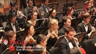 Mahler: Symphony No. 9 - McGill Symphony Orchestra