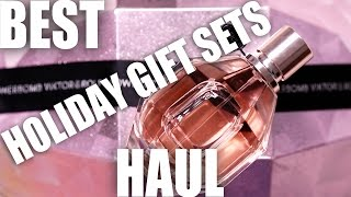 BEST HOLIDAY MAKEUP GIFT SETS (Giveaway Closed)