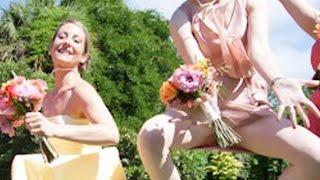 මඟුල් ඡායාරූප වලින් කිසිම ලස්සනක් නැති ෆොටෝ ටිකක් බලමුද ? 18 Weird Bridesmaids Photos