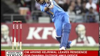 Virat Kohli's 18th ODI ton in waste