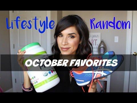 Lifestyle & Random October Favorites: Food, Yoga Pants, Bras, and kicks  Aileen.MC