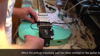 Fishman Triple Play Part 1 Installation