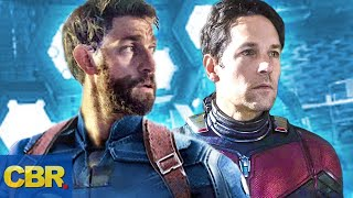 Fantastic Four Will Appear In Ant-Man 3
