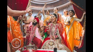 Malvika + Hardeep - NY Long Island Indian Wedding Trailer