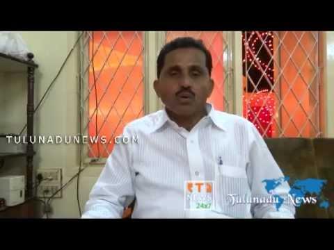 Harikrishna Bantwal speaking about Kudroli Gokarnanatha Temple and Mangalore Dasara