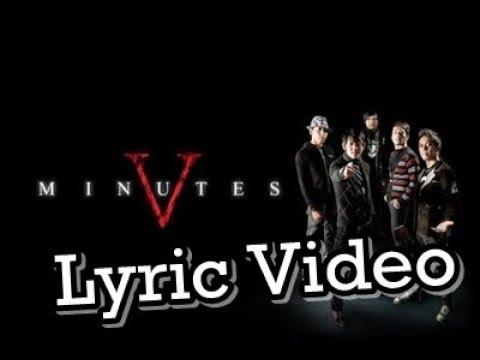 Five Minutes - Perih ( Lyric Video ) .