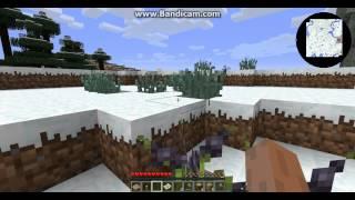 Minecraft na modach Zaczynamy 1 odc :)