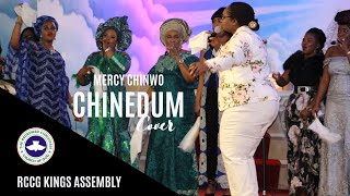 Mercy Chinwo - Chinedum Cover | RCCG Kings Assembly