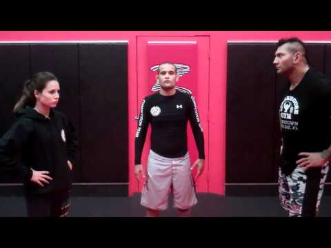 BJJ Flying Armbar - Matheus Andre & Dave Batista - Right Fitness and Nutrition