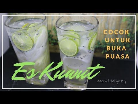 How To Make Kuwut Ice (from Bali)