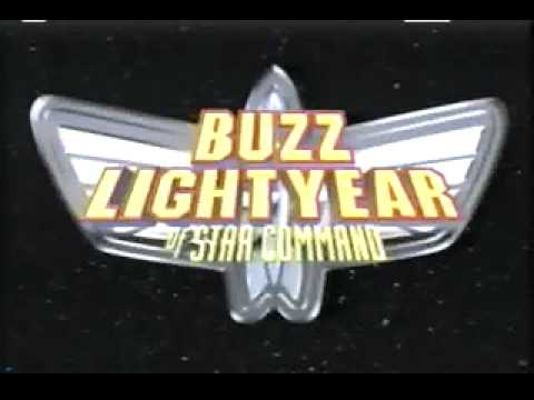 Closing To Buzz Lightyear Of Star Command: The Adventure Begins 2000 VHS