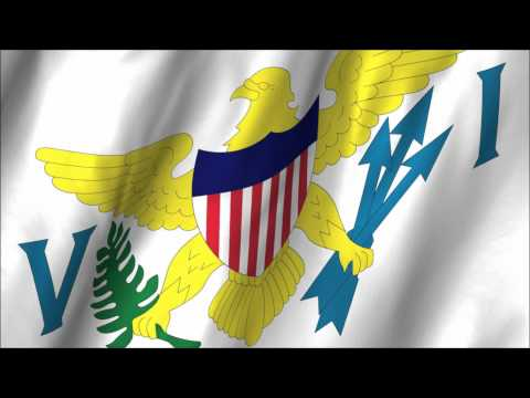 "Territorial anthem of  United States Virgin Islands ""Virgin Islands March"""