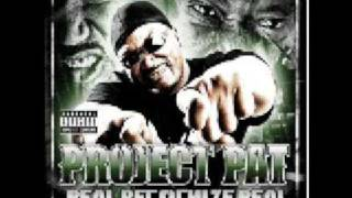 Project Pat Video - Gold Teeth - Project Pat (Real Recognize Real)