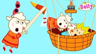 Dolly & Friends Funny Cartoon for kids Full Episodes #97 FULL HD
