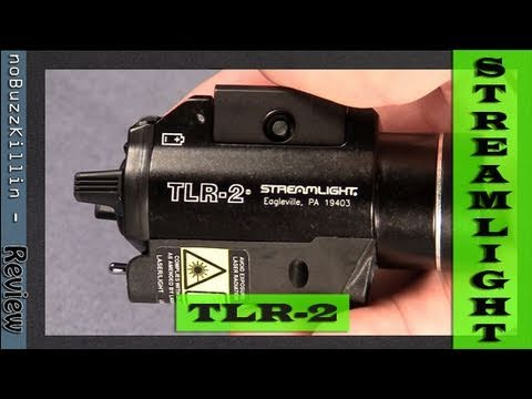 Streamlight TLR-2 Laser Light Combo Review