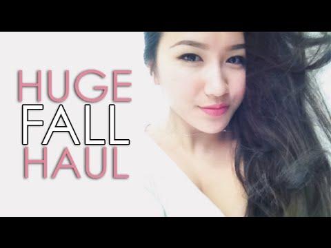 Massive Fall Haul: Louis Vuitton, Lulu*s, Clinique, etc.