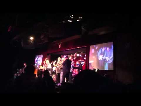 Way Back Home -Finale at the Tribute to Cornell Dupree @ BB Kings NYC 2/7/12