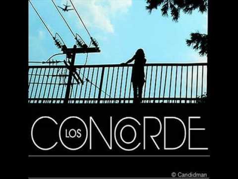 Los Concorde - Contigo