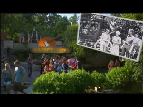 Silver Dollar City Attractions in Branson, Missouri