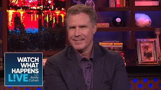 Will Ferrell On Kanye West's Raving Tweet | WWHL