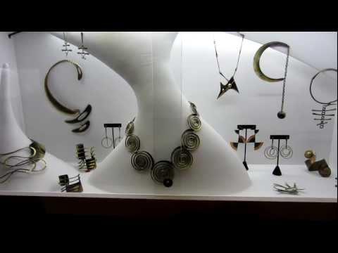 Kiki Smith Jewelry Modernist Art Smith Jewelry in