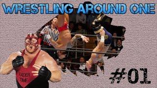 Wrestling Around One #01   Wann erzählt ein Match eine Story?   Vader zu Ricochet vs. Will Ospreay