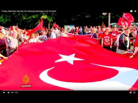 Turkey condemns Germany over 'Armenia genocide' declaration