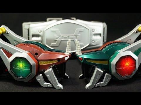 仮面ライダー カブト 変身ベルト Dxホッパーゼクター Kamen Rider Kabuto Dx Hopper Zecter video