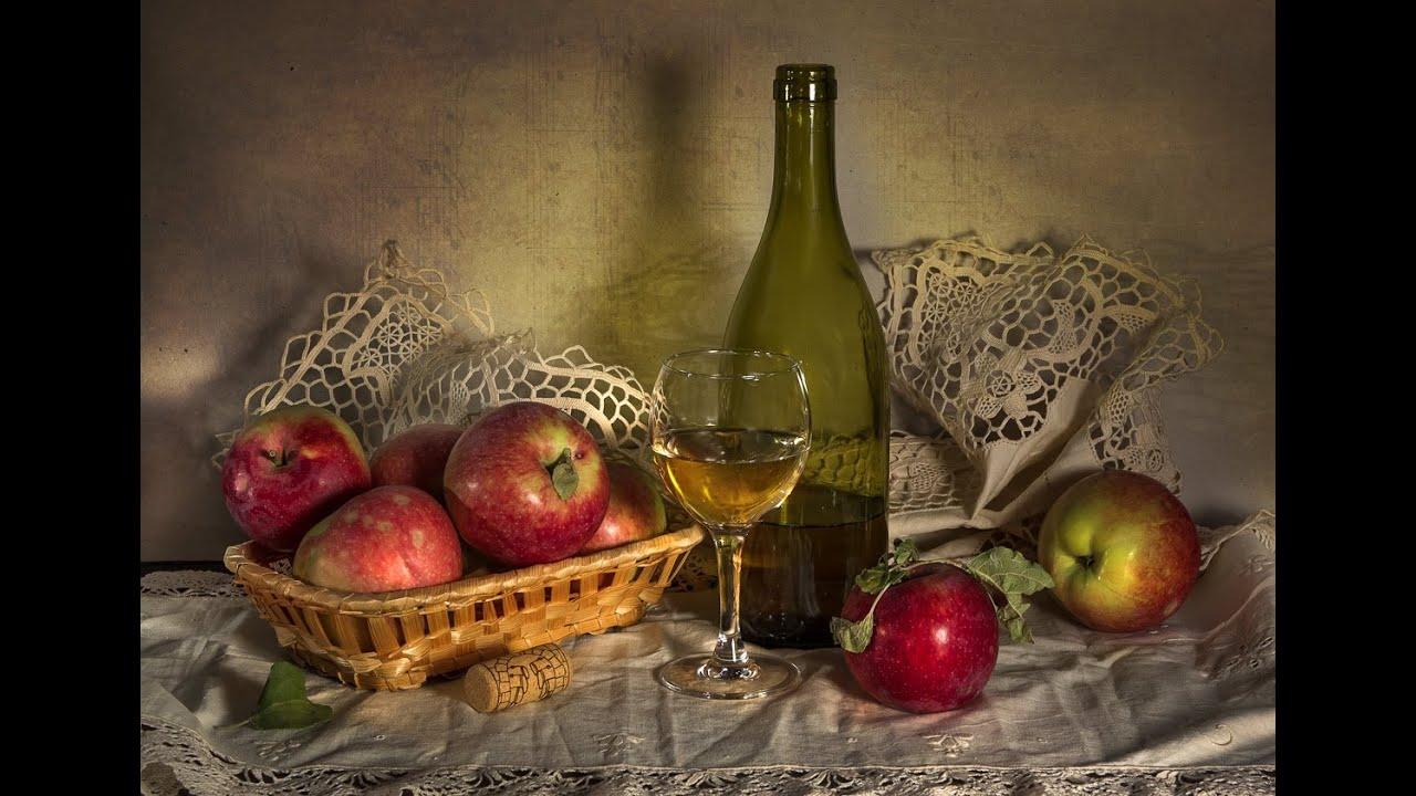Как сделать яблочное вино в домашних условиях простой