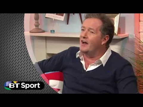 Piers Morgan: No glory at Arsenal until Wenger is gone | BT Sport