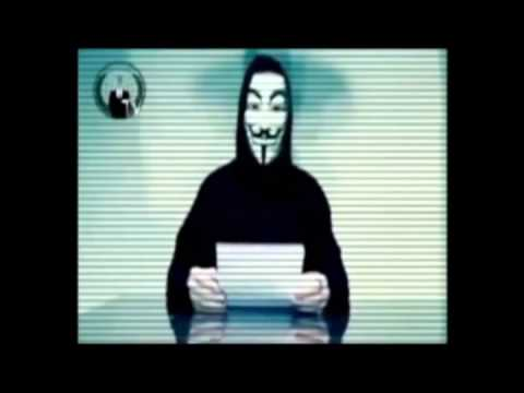 Anonymous Operation Mind War