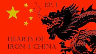 Integration (Hearts of Iron 4) Millennium Dawn Modern Day Mod China Let's Play