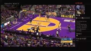 NBA2k19 Lakers vs Timberwolves