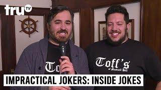 Impractical Jokers: Inside Jokes - Murr Serves Up Insults to Londoners   truTV