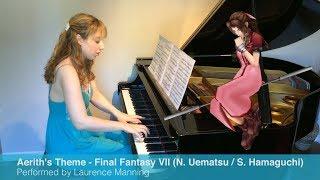 Aerith's Theme - Final Fantasy VII エアリスのテーマ (Piano Collections)