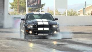 2013 Shelby GT500- Launch Control