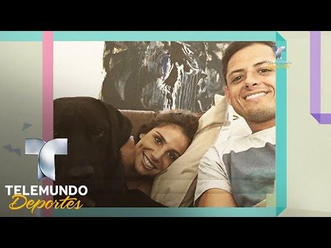 Lucia Villalón gana la custodia del hijo de Chicharito | Deporte Rosa | Telemundo Deportes