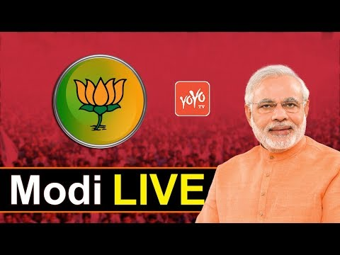 Modi LIVE | Interacts with Booth Workers from Chennai Central & North, Madurai | YOYO TV Channel