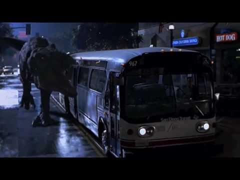 JURASSIC PARK 1-3 - Dinosaur / Animal Compilation