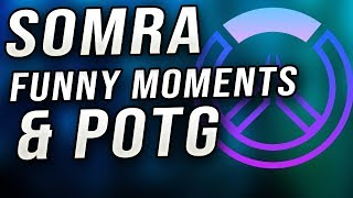 Sombra POTG & Funny Moments [Cummunity Compilation] - Overwatch