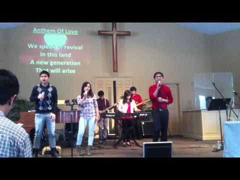 Harvest Praise Music - Anthem Of Love