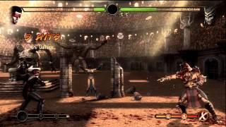 Kenshi vs Shao Khan  Must See War Arcade Run Final